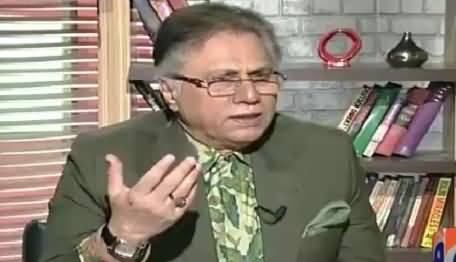 Mere Mutabiq with Hassan Nisar (Discussion on Latest Issues) – 25th October 2015