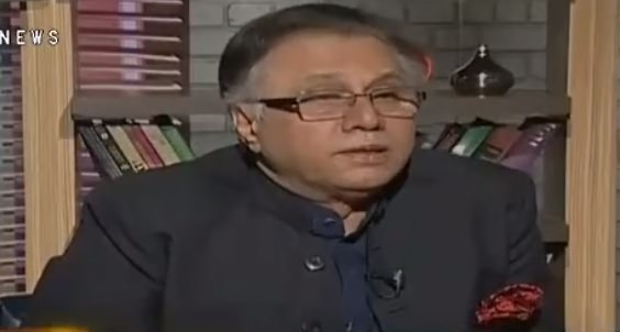 Mere Mutabiq With Hassan Nisar (Imran Khan Became PM) - 19th August 2018