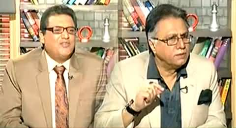 Mere Mutabiq with Sohail Warraich And Hassan Nisar (Both Analysts) – 5th October 2014