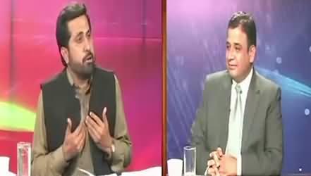 Mere Paas Zardari Ki Tarah Haraam Ka Paisa Nahi - Fayaz Chohan Blasts on Latif Khosa