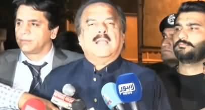 Meri Fawad Chaudhry Se Koi Larai Nahi - Naeem ul Haq Media Talk