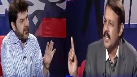 Meri Jang With Mubashir Luqman (Axact Bahana, BOL Nishana) – 15th June 2015