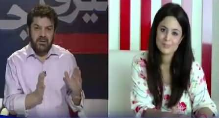 Meri Jang With Mubashir Luqman REPEAT (Reason Behind Deaths in Karachi) – 1st July 2015