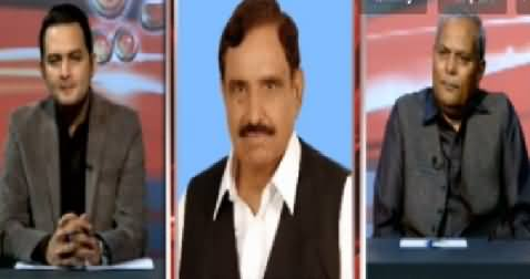 Mian Abdul Mannan Admits In Live Show That PMLN Tortured PTI Workers