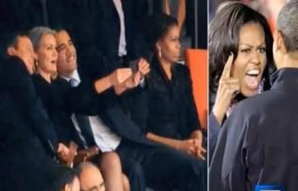 Michelle Obama Going To Divorce Barack Obama - British Newspaper Reveals the Secret