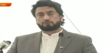 Minister of State for Interior Shehryar Afridi Speech - 11th February 2019