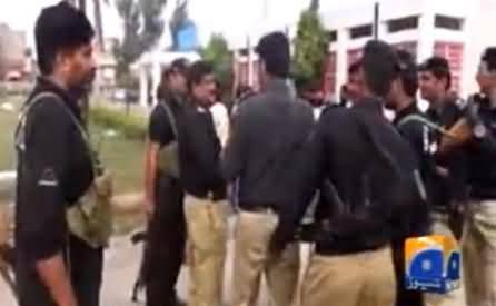 Minor Conflict Turned Into Open Firing in Sheikhupura Graveyard, Five Persons Killed