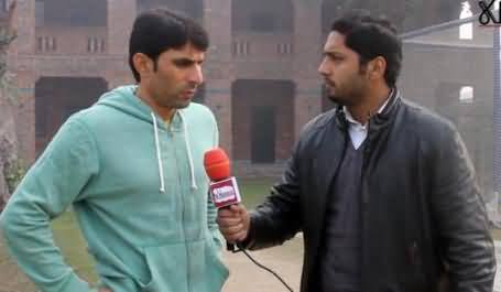 Misbah ul Haq Special Interview to Social Media About Pakistan Cricket Team
