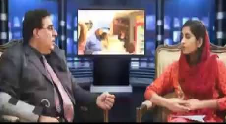 Model Ayyan Ali's Father First Exclusive Interview with Baaghi Tv - 16th May 2015