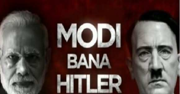 Modi bana Hitler 'A Documentary' Released