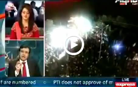 Moeed Pirzada Briefly Analyzing Imran Khan's Call For Civil Disobedience Movement