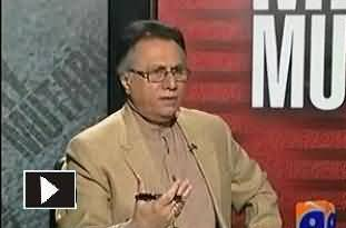 MQM is a Patriotic Party and a Political Reality - It is Very Good Step by PMLN - Hassan Nisar