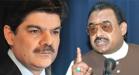 MQM Protests Against Anchor Mubashir Luqman and Threatens to Turn Off ARY Channel