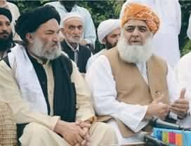 Mualana Fazal-ur-Rehman Announced To Go in Court To Disqualify Imran Khan