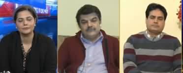 Mubashir Luqman Bashing Shahbaz Sharif on Becoming Chairman PAC