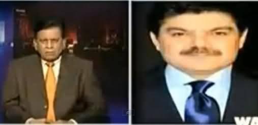Mubashir Luqman Blasts Altaf Hussain & MQM on Giving Threats to Tv Anchors