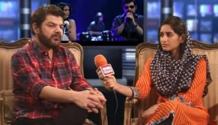 Mubashir Luqman Exclusive Interview To Baaghi Tv After His First Song Released