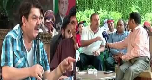 Mubashir Luqman Not Ready to Listen Appreciation of PTI