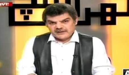 Mubashir Luqman's Mouth Breaking Reply to Those Who Want to Shut Down Kharra Sach