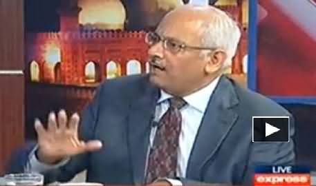 Mubashir Luqman Stopped Brig (R) Farooq From Writing Articles in The News
