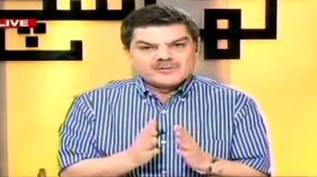 Mubashir Luqman Telling the Common Factors Between Altaf Hussain & Mullah Fazalullah