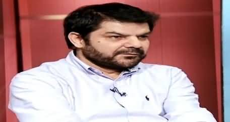 Mubashir Luqman Telling Why He Has Not Resigned From BOL Like Other Journalists