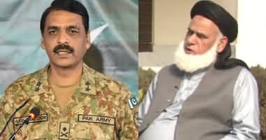 Mufti Kifayatullah's Direct Serious Allegations Against Former DG ISPR Major General Asif Ghafoor