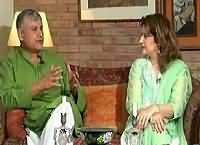 Mujahid Live (Eid Special with Atiqa Odho) – 26th September 2015