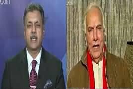 Mujahid Live (General Raheel Sharif Par Tanqeed) – 10th January 2017