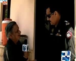 Mujahid Live (Is Helmet The Biggest Issue of Karachi?) – 11th June 2015