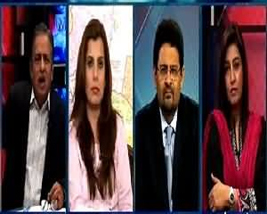 Mujahid Live (Khawaja Asif Allegations on Peoples Party) – 24th June 2015