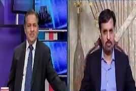 Mujahid Live (Kia MQM Aur PSP Ka Ittehad Ho Sakta Hai) – 13th July 2017