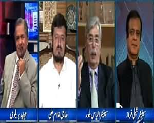 Mujahid Live (Local Bodies Elections in KPK After 10 Years) – 2nd June 2015