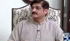 Mujahid Live (Murad Ali Shah Exclusive Interview) – 28th June 2017