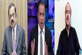 Mujahid Live (Who Is Behind Recent Terrorism) – 23rd February 2017