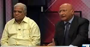 Mujahid Live (Will People of Karachi Welcome Imran Khan?) – 8th April 2015