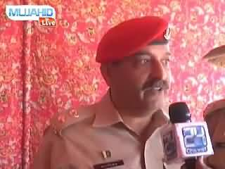 Mujahid Live (Yaum e Difa Special) – 7th September 2015