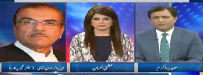 Mujeeb Ur Rehman Bashing Govt Over Their Silence On Visa Issue