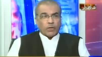 Mujeeb ur Rehman Shami Comments on IHC Verdict of Suspending Sharifs' Sentence
