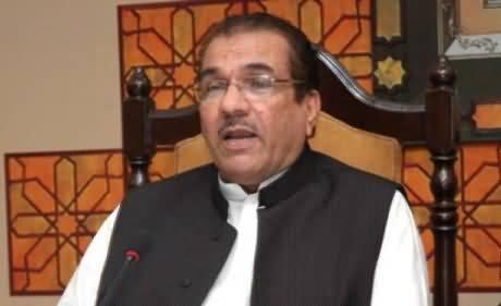 Mujeeb ur Rehman Shami Criticizing Govt & PEMRA on Closing 24 News Channel