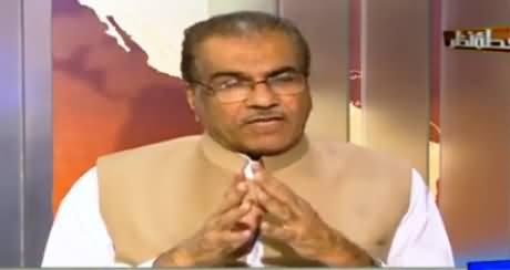 Mujeeb ur Rehman Shami Criticizing Imran Khan on Aleem Khan's Off-Shore Company