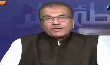 Mujeeb ur Rehman Shami Funny Comments on Asif Zardari's Statement Against PMLN