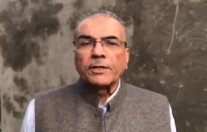 Mujeeb Ur Rehman Shami Response On Dharna