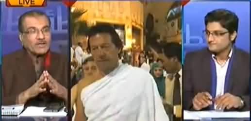 Mujeeb ur Rehman Shami Telling How Many Times Imran Khan Has Performed Umrah