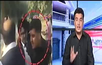Mujhe Kaha Aap Hamare Haq Main Reporting Kerain Warna Anjam Acha Nahi Hoga-  Reporter Shah Khalid