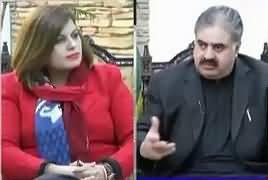Mukalma (Sanaullah Zehri Exclusive Interview) REPEAT – 21st March 2017