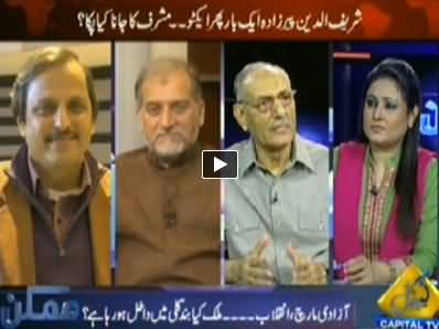Mumkin (Foreign Role in Pakistani Politics) – 24th July 2014