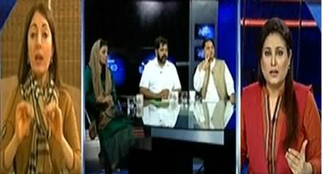 Mumkin (Imran Khan and Tahir ul Qadri Together) – 11th August 2014