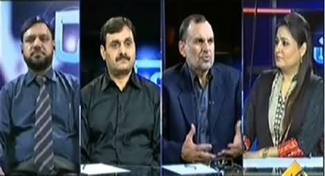 Mumkin (Imran Khan Azadi March Vs Govt Jashn e Azadi) - 17th July 2014