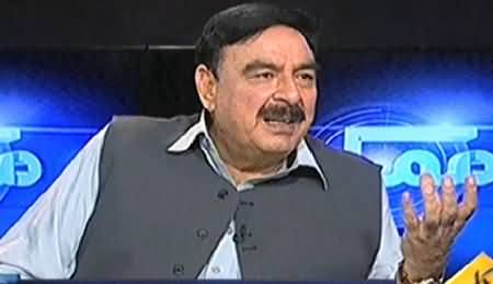 Mumkin (Sheikh Rasheed Ahmad Special Interview) – 25th September 2014